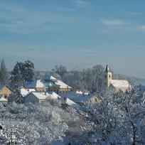Keszeg kastély havas